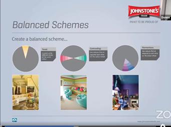 Balanced Schemes Johnstones