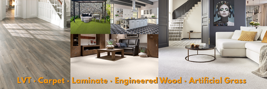 Carpet and Flooring Product Header