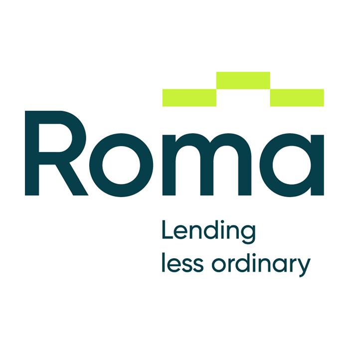 Roma Finance Company Logo