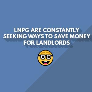 LNPG Save Money
