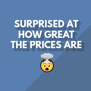 Fantastic Landlord Prices