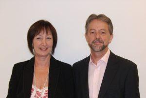 Mark Lloyd and Jackie Reeves LNPG Experts